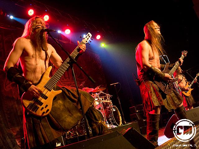 Los europeos forman parte de un creciente fenómeno vikingo entre los headbangers chilenos.